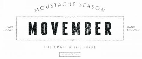 Movember 2011 announcement